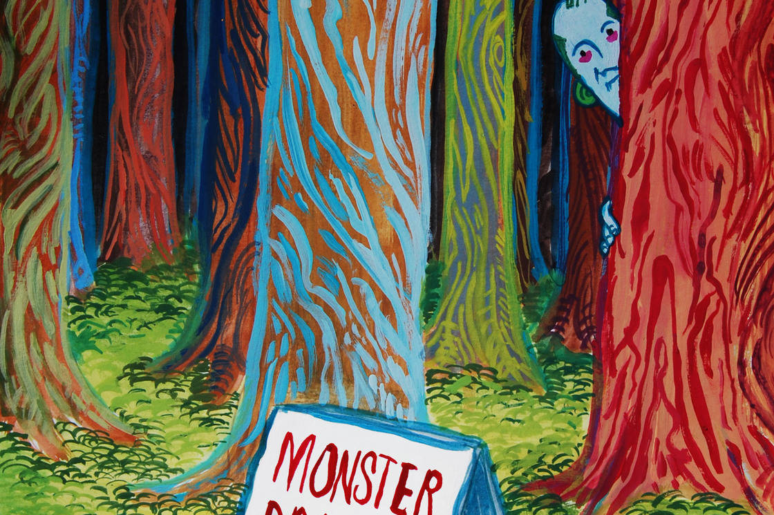 Monster Drawing Rally 2013