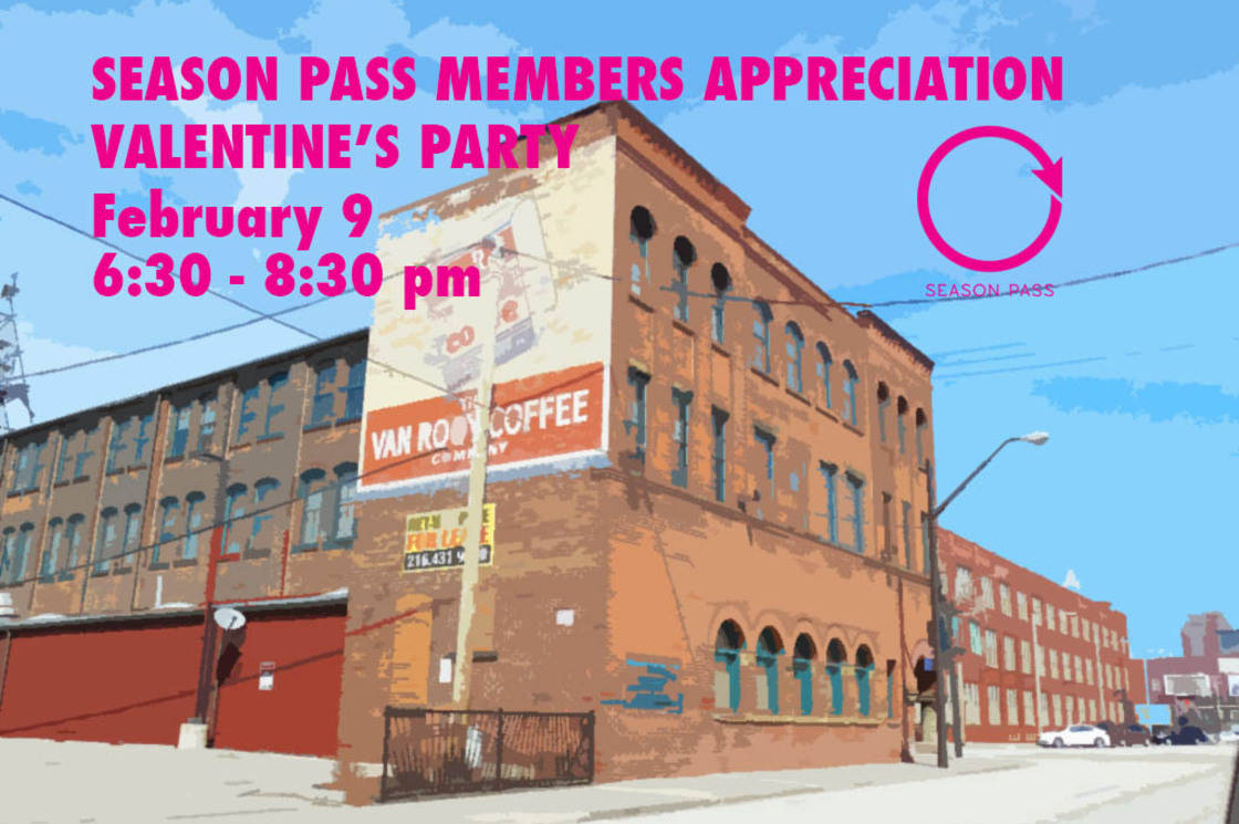 POSTPONED - Season Pass Members Appreciation Valentine's Party