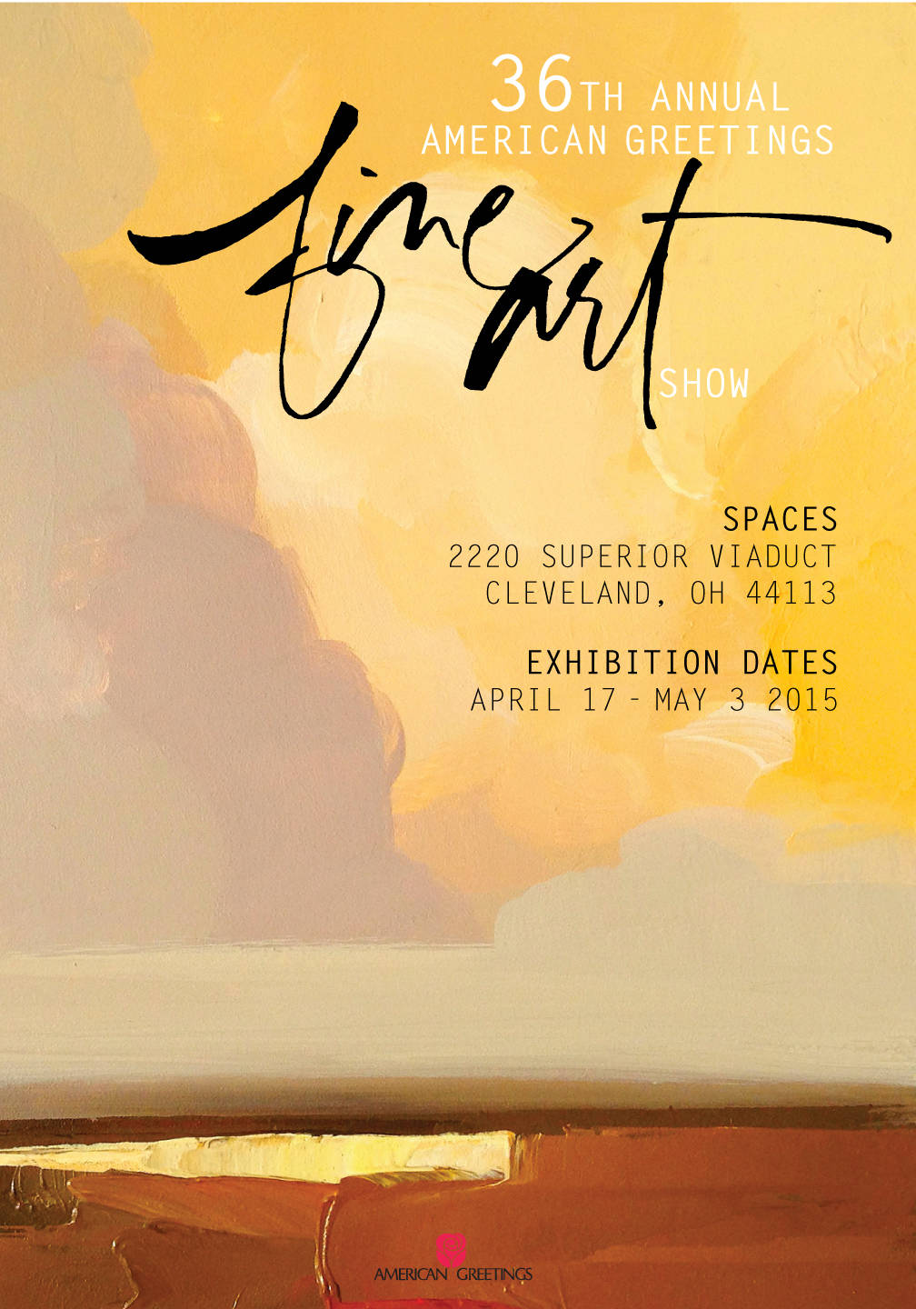 Spaces events american greetings fine arts show american greetings fine arts show m4hsunfo