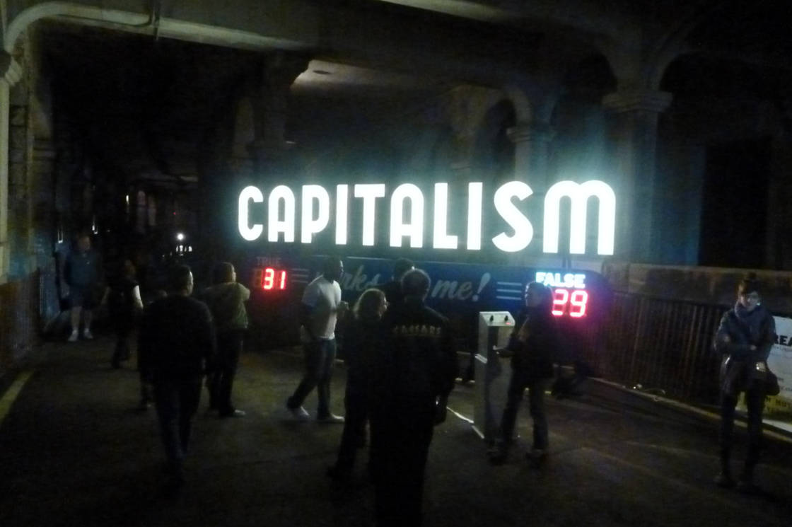Capitalism Works For Me! at Ingenuity Fest 2011