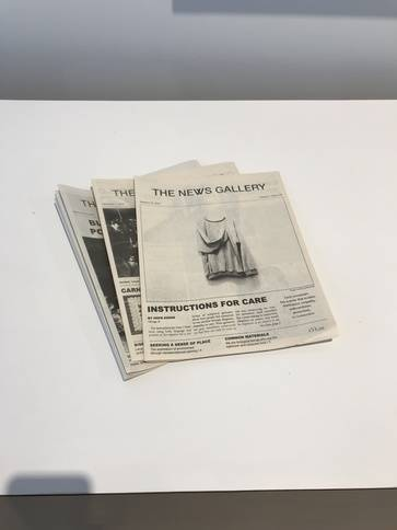 The News Gallery Subscription Volume 1, issues 1-8 (editioned)